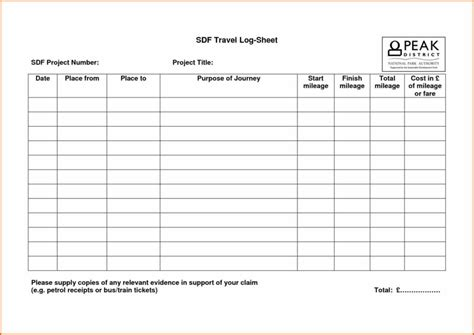 mileage expense report template excel mileage expense report template and 100 mileage templates