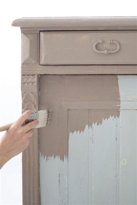 diy chalk paint grainy how to chalk paint 4 cool things
