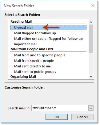 How To Search Unread Emails In Outlook How To Delete All Unread Emails In Outlook