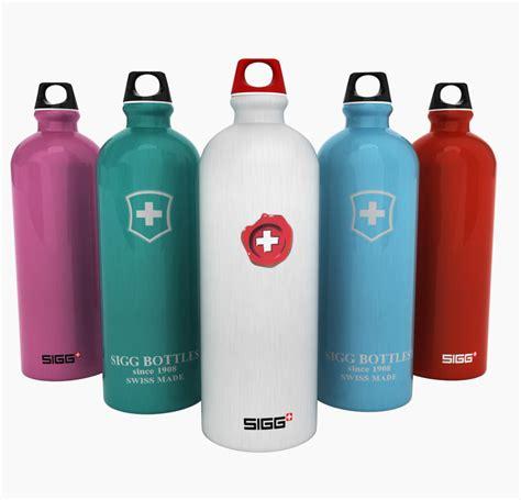 Sigg Water Bottles by Sigg Water Bottles 3d Model