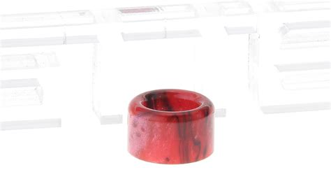 M154 The Recoil Rda Resin Drip Tip Driptip For Authentic And Clone 2 24 resin wide bore drip tip for the recoil rda atomizer 9mm random color at fasttech