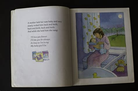 forever book pictures picture book review you forever by robert munsch