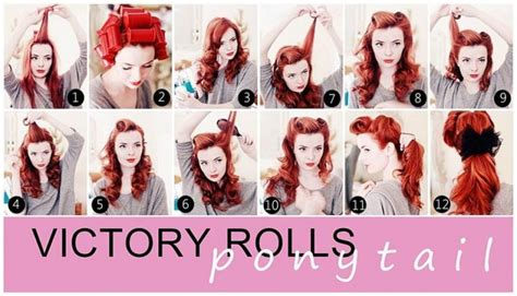 diy rockabilly hairstyles 17 vintage hairstyles with tutorials for you to try