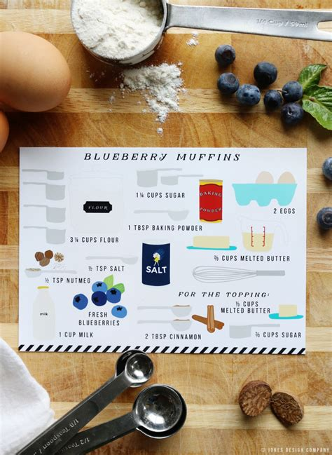printable muffin recipes the best blueberry muffin recipe and a free recipe art
