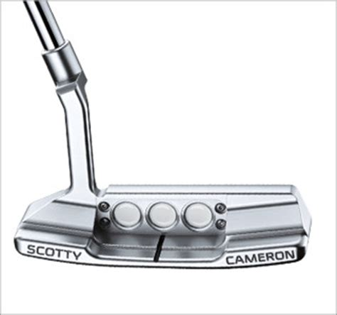 Lines For Theitlistscom by Scotty Cameron Introduces 33 Inch Cameron Company Putter
