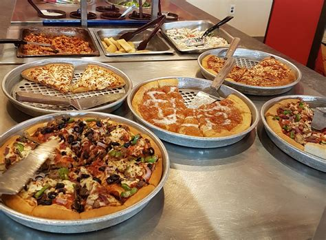 pizza buffet pizza hut buffet 11 am 8 pm ship saves