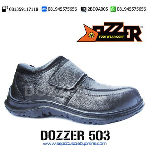 Distributor Sepatu Safety Merk Unicorn sepatu safety pantofel dozzer 503