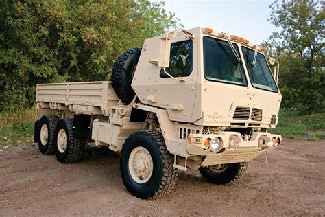 homemade tactical vehicles fmtv oshkosh