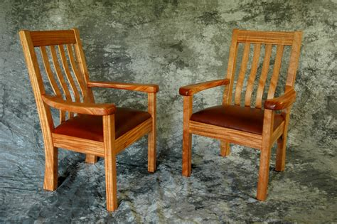 Furniture Bozeman by Custom Mahogany Office Chair Gt Montana Furniture