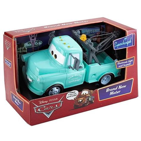 Mattel Disney Cars Race Team Mater Brand New pixar cars brand new mater mattel cars playsets at entertainment earth item archive