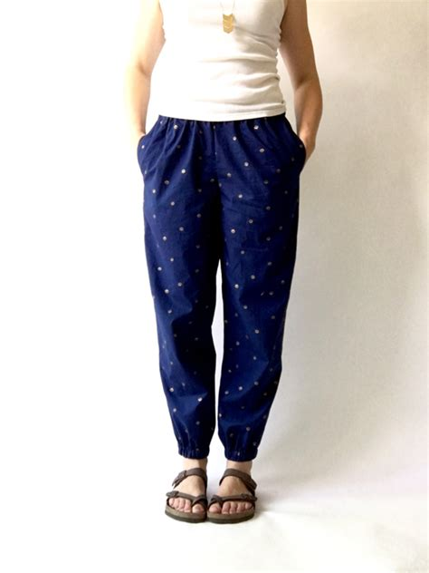 Lunna Pant why fabric makes a big difference made by