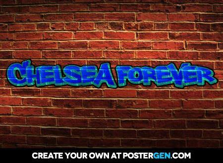 chelsea  graffiti graffiti creator graffiti