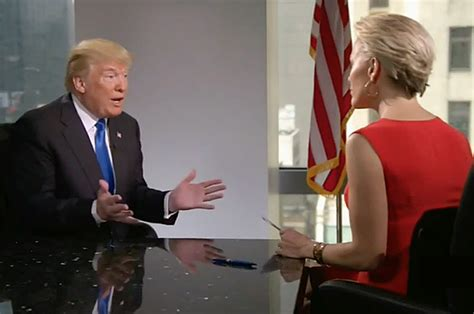 donald trump now megyn kelly surrenders her fawning donald trump interview