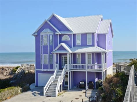 Grand Finale A 8 Bedroom Oceanfront Rental House In House Rentals In Emerald Isle Nc
