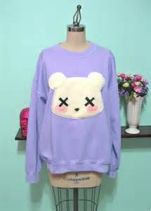 pastel goth kawaii grunge deaddy bear dead magiccircleclothing