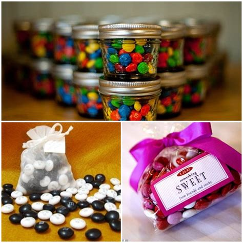 Cheap Party Giveaways - creative and cheap wedding favor ideas wedding and bridal inspiration galleries