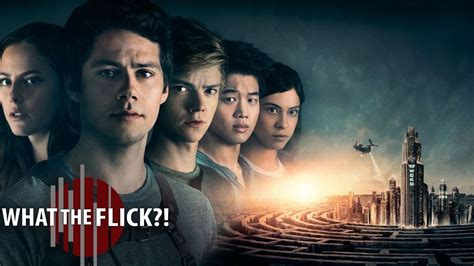 review film maze runner bagus maze runner the death cure official movie review youtube