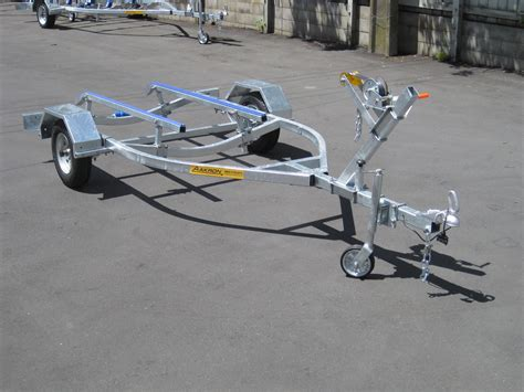boat trailer width boat trailer with pads suits 13 14ft boats ax430p