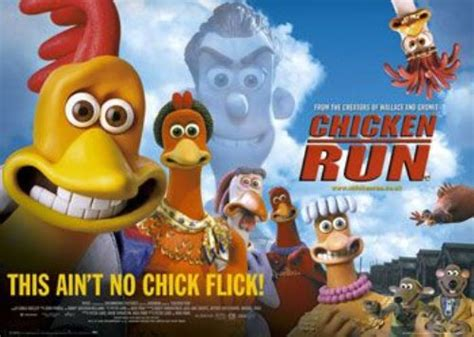 chicken run movie 10 facts about chicken run fact file