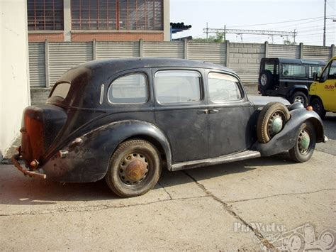 alfa romeo 6c 2500 berlina 1945 for sale prewarcar