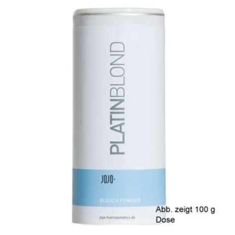 Bleaching Platinum 1 Jojo Bleaching Platin Blondierpulver G 252 Nstig