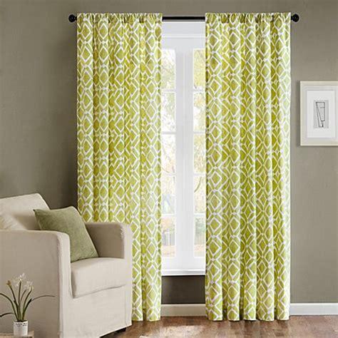 42 inch curtains buy delray diamond 42 inch x 63 inch window curtain panel