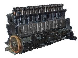 Ford 4 9 Engine 1988 To 1995 Ford Truck 4 9 300 Remanufactured Engine Ebay