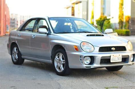 auto air conditioning service 2003 subaru impreza parking system sell used 2003 subaru impreza rs sedan 4 door 2 5l low reserve in san diego california united