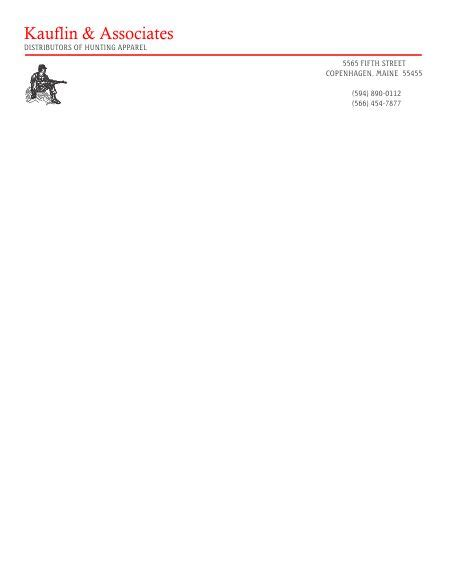 business letterhead format in word free best photos of word letterhead template professional