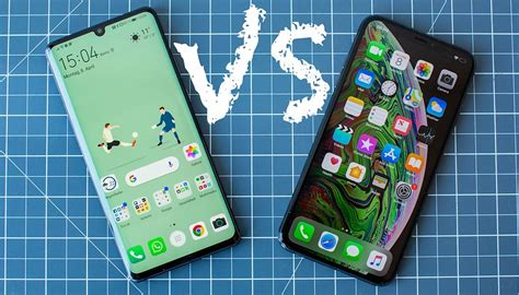 huawei p pro  apple iphone xs gemischtes doppel androidpit