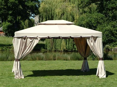 gazebo roma roma luxury gazebo 300 x 300cm square