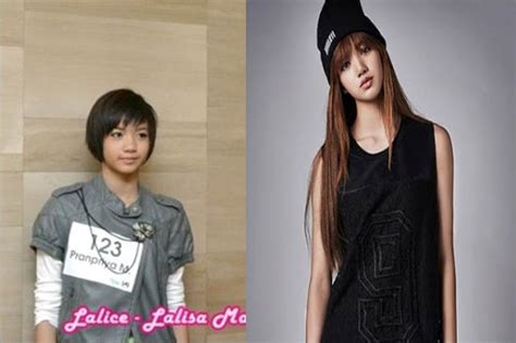 blackpink oldest to youngest blackpink s lisa did plastic surgery yg turning into a fl