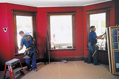 replace house windows how to install replacement windows this old house