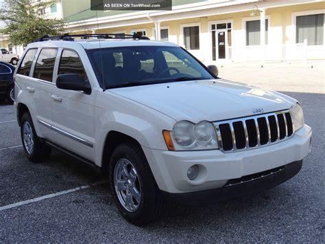 jeep 3 0 diesel 2007 jeep grand cherokee limitd 4x4 3 0 diesel florida