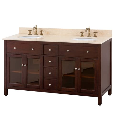 Bathroom Vanities With Two Sinks 25 Sink Bathroom Vanities Design Ideas With Images Magment