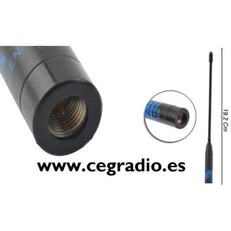 Antena Hc 100s d original hc100 134 174 mhz