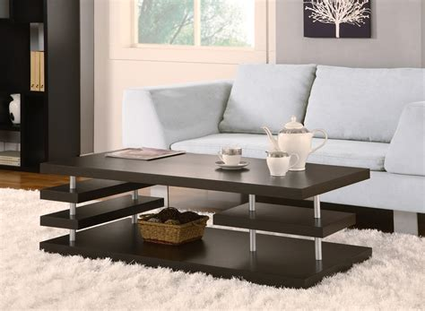 furniture of america coffee table furniture of america multi level grenzi cappuccino coffee