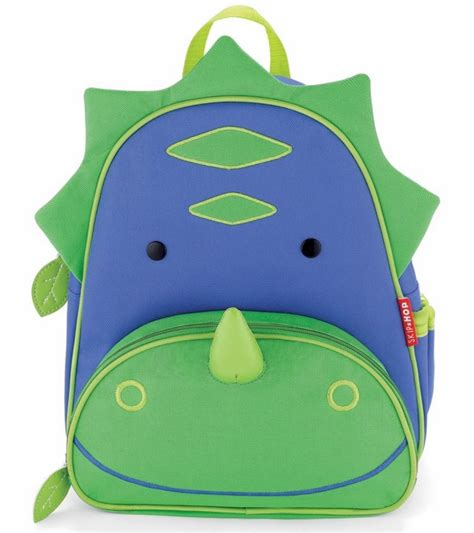 Skip Hop Zoo Pack Backpack Dino 2 skip hop zoo pack backpack dinosaur