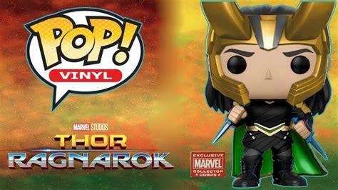 Funko Pop Marvel Helmet Loki funko pop thor ragnarok loki with helmet marvel