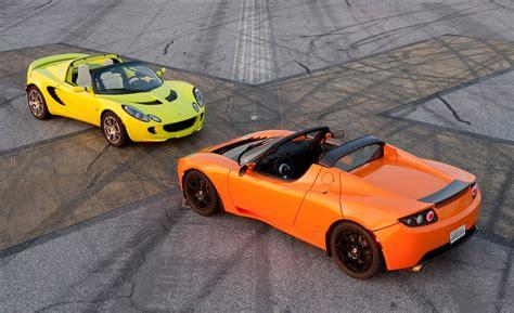 Tesla Vs Tesla Vs Lotus