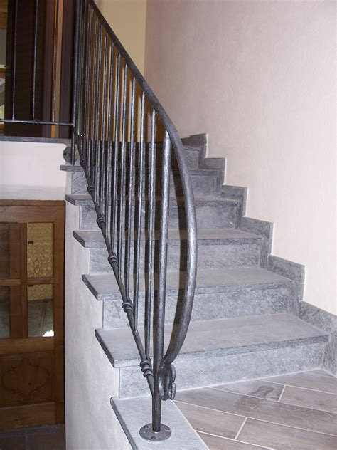 per scale interne ringhiera per scale interne ringhiera tralci vite in