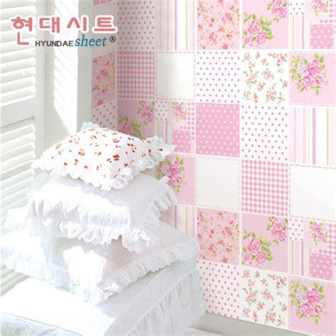 Wallpaper Gelombang Pink 10 Meter 45 Cm 5m 50cm wide matt scrub pink pvc wallpaper eco