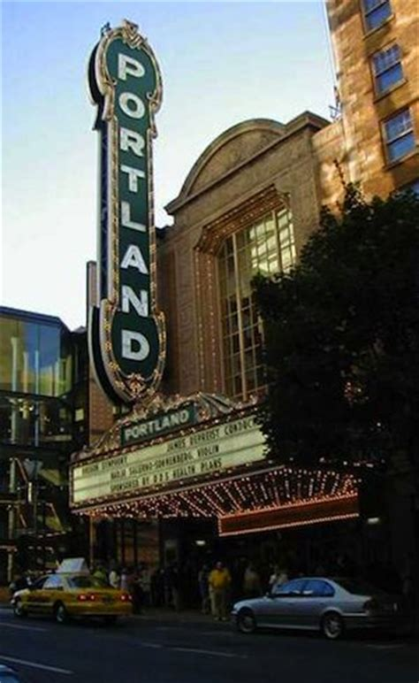 paramount theatre portland  concert