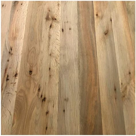 oregon tanoak butcher block countertop plank unfinished green building products