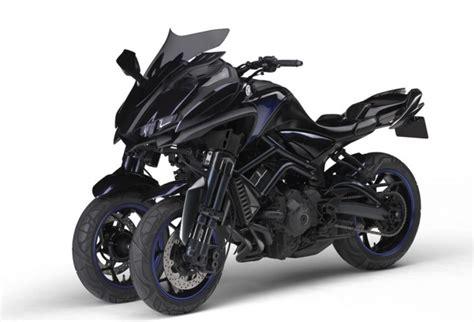 motor tre yamaha mwt 9 la moto a tre ruote entrer 224 in produzione