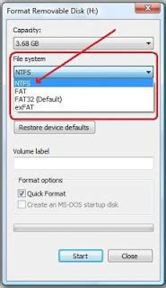 dvd player usb format ntfs how to make pen drive usb bootable easily two easy