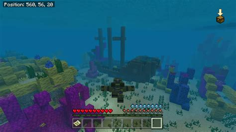 minecraft underwater ruin atlantis achievement guide