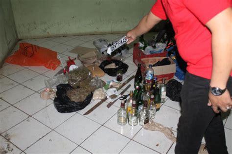 Celana Polisi Reserse polisi dapati narkoba di saku celana fariz rm