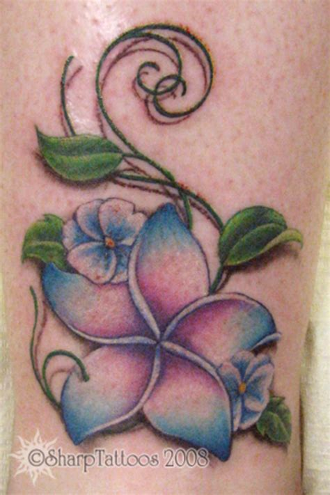 exotic flower tattoos tropical flower picture at checkoutmyink