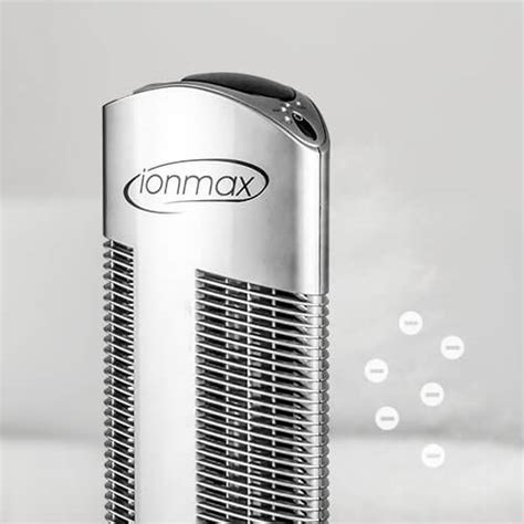 ionmax ion401 tower ionic air purifier ion401 280 00 superior kitchen appliances for
